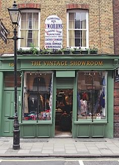"""50 Best Vintage Shops""    48 Decades  'Gerardine and I grew up in East Lancashire and dressed second-hand from the great stores there,' says Wayne. 'Decades stocks a huge range of women's clothing and accessories from 1870-1970 and the choice is always wonderful.'   18-20 Lord Street West, Blackburn, Lancashire, BB2 1JX. 01254 693320"