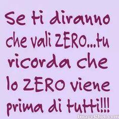 ... zero ...