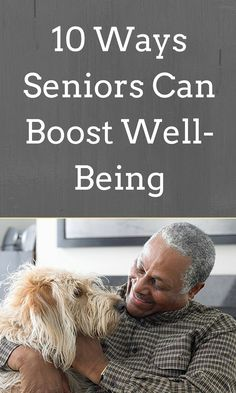 10 Easy Ways Seniors Can Boost Mental Health and Well-Being @bonr1970