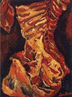 soutine paintings | One sold for a record 13 million bucks.