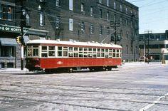 Busses, Toronto, Transportation, Canada, King, Train, Cars, History, Street