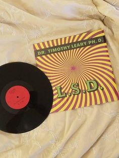 LSD Timothy Leary Pixie Productions L.P. Album Original 1966 in my Etsy shop https://www.etsy.com/listing/583547488/timothy-leary-led-pixie-lp-vinyl-album