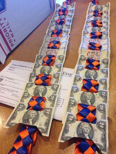 Graduation Ribbon Money Sash