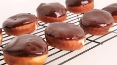 Laura in the Kitchen is an interactive cooking show starring Laura Vitale! In this episode, Laura will show you how to make Boston Cream Donuts . New recipes are posted all the time, so be sure to subscribe to her YouTube channel and check out all of her other recipes!