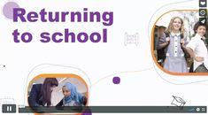 Returning to School: Webinar, May 2020 North Caroline, List Of Resources, University Of North Carolina, Chapel Hill, Research Paper, Classroom Management, Change, School