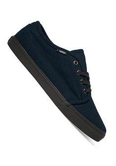 VANS LP 106 wool blue