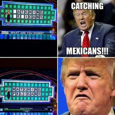 Catching Mexicans?