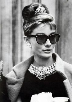 When in doubt, look to fashion icons. Audrey Hepburn, as well as Marilyn Monroe and Jackie O, have signature sunglass shapes. #CCsummerstyle
