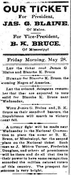 James garfield black suffrage
