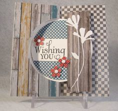sizzix circle flip its card die