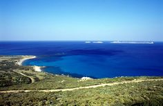 View of the coast from Cagliari to Villasimius. Sardinia, Landscapes, Coast, Island, Water, Outdoor, Paisajes, Gripe Water, Outdoors
