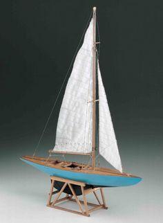 Ship Model Corel - 5.5 Metre Yacht