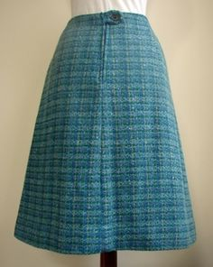 The classic Villager A-line skirt