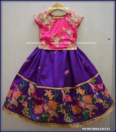 Kids Custom designs by Angalakruthi boutique Bangalore