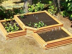 ideascute » Blog Archive » garden fence plans