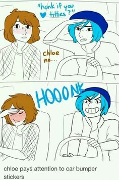 yes life is strange Chloe is me>>> This is me and my friends, most of them are hella gay 👈😎👉 Cute Comics, Funny Comics, Lgbt Memes, Funny Memes, Hilarious, Geeks, Max And Chloe, Chloe Chloe, Lgbt Love