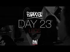 #RELPURPOSE | DAY 23 | LEGS - Run Everything Labs