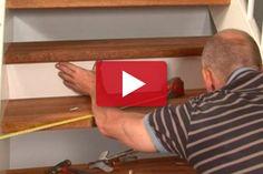 VIDEO: Jos suunnittelet portaiden alle säilytyspaikkaa tavaroille tai jos haluat rakentaa sinne hyllyjä, kannattaa avoportaat muuttaa umpinaisiksi. Jos talossa on pieniä lapsia, umpinaiset portaat ovat myös turvallisemmat. Lisäksi ne ovat