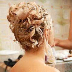 Coiffure mariee cheveux mi long