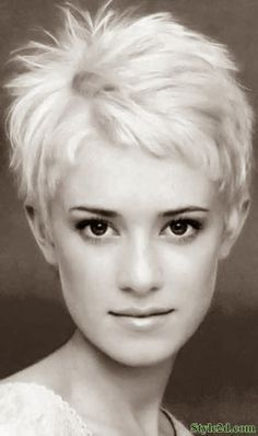 Short spiky hairstyles for women have been known to have a glamorous and sassy look in quite a simple way. Women often prefer these short spiky hairstyles. Popular Short Hairstyles, Cute Hairstyles For Short Hair, Short Hair Cuts For Women, Pixie Hairstyles, Short Hair Styles, Medium Hairstyles, Easy Hairstyles, Hairstyles Haircuts, Choppy Haircuts