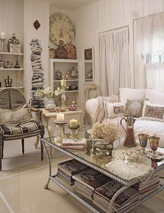 I would like all these furnishings and accessories in my house in France.