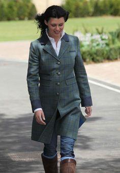 Dubarry Blackthorn Coat available through TheCarringtonShoppe.com