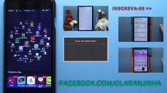 Como preservar seus Botões do iPhone, iPad e iPod? AUXO Portugues Brasil
