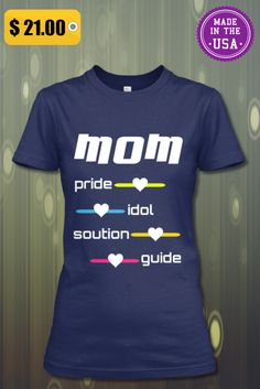 I Love Mom!