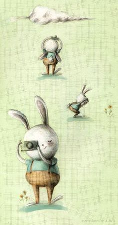 Jennifer A. Bell - Bunny photographer