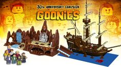 legos AND goonies! i really hope they make this happen!