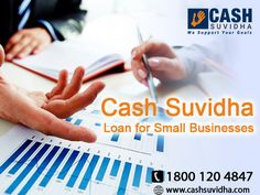 Cash Suvidha - Get Business Loan for Small & Medium Enterprises. #ApplyOnline #BusinessLoan #QuickLoan #LoanforSME