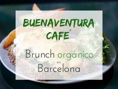 Brunch orgánico en Barcelona ubicado en el centro, cerca de plaza Urquinaona. Platos saludables con opciones veganas y sin gluten. Brunch de lunes a sábado.
