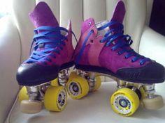 Antik skates in amazing colours!