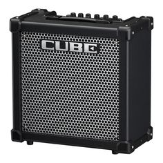 CUBE-40GX: Guitar Amplifier - Stage and studio-ready combo fuses COSM amp models with iOS connectivity. http://www.roland.co.uk/products/productdetails.aspx?p=1284