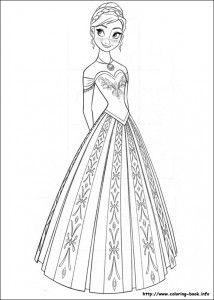 4 beste ausmalbilder eiskönigin zum ausdrucken   ausmalbild eiskönigin, ausmalbilder