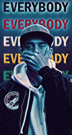 iPhone Wallpaper Logic Rapper - Best Wallpaper HD