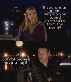 this was the first scene that made me want to keep watching dr who. it's too funny!