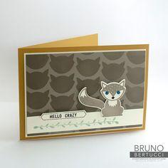 stampinbruno: Stamp Review Crew Blog Hop | Foxy Friends