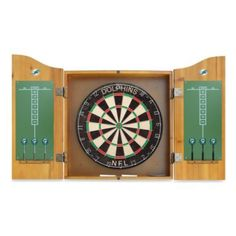 Buy NFL® Miami Dolphins Complete Dart Cabinet Set from Bed Bath & Beyond