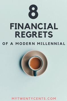 What do you regret most about your life? This article discusses the author's top 8 financial regrets which include not investing early enough, not buying a property, and much more! Not to be missed!