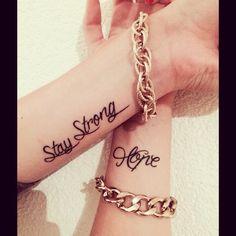 #staystrong #hope #hopetattoo #hopetattoos #wristtattoo #wristtattoos #pretty #prettytattoo #prettytattoos #cute #cutetattoo #cutetattoos #cutegirlytattoos #girly #girlytattoo #girlytattoos #tattoo #tattoos #tatted #tattooed #ink #inked
