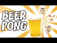 BEER PONG (Garry's Mod Trouble in Terrorist Town) - YouTube