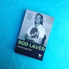 """Citind autobiografia lui Rod """"Racheta"""" Laver, unul dintre cei mai mari jucători de tenis din toate timpurile, nu ai cum să nu observi cât iubește acest mare campion tot ce ține de acest sport.   #tenis #rodlaver #autobiografia #victoriabooks #editurapublica"""