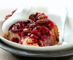 Cranberry Cake Recipe | Food Recipes - Yahoo! Shine