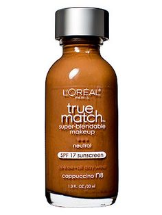 #INSTYLE'S 2012 PICKS — Best Inexpensive Foundation: L'Oréal Paris True Match. #bestbeautybuys http://www.instyle.com/instyle/best-beauty-buys/product/0,,20589670_20356202,00.html?filterby=2012