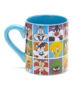 Take a look at this Looney Tunes Character Mug by Silver Buffalo on #zulily today!