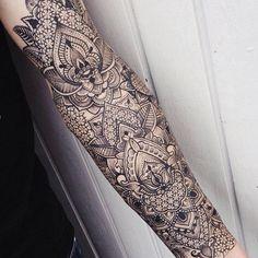 Tattooed by Jessica Kinzer