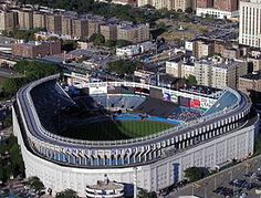 Old Yankee Stadium...can't wait till I can go to a game in the new stadium!