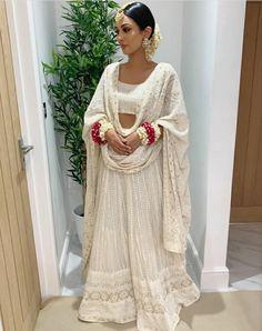 Likes, 51 Comments - London Mehendi Outfits, Indian Outfits, Indian Clothes, Indian Fashion Trends, Asian Fashion, Bridal Lehenga Collection, Bollywood Fashion, Bollywood Style, Bridal Dresses
