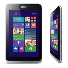 ScreenBright™ SmartPhone Sanitizer Wipes™ Cleans And Shines Your Acer Iconia W4 Windows Tablet.